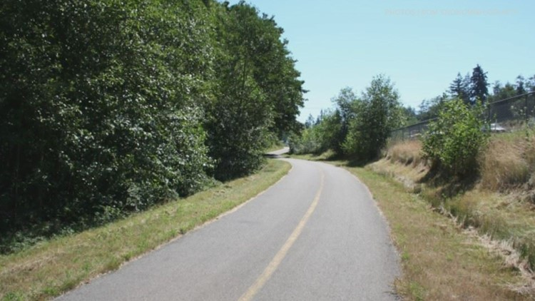 Section of Interurban Trail in Lynnwood closed until May 2022