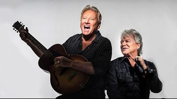 Spend a nostalgic night with Air Supply on Valentine's Day: What's up this Week