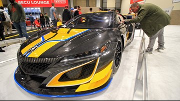 Photos: A look inside the Seattle International Auto Show