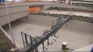 Seattle tunnel set to open by Monday morning