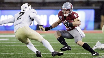 Gordon, Borghi lead Washington State past Colorado 41-10