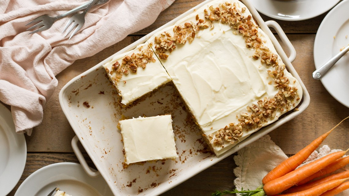 This classic carrot cake hits the spot   king5.com