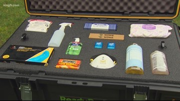 '14 days isn't even enough': Survival experts team up to create state-of-the-art earthquake kit