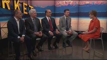 Summer safety, weight loss complications, pain management and more on the Wellness Panel - New Day Northwest