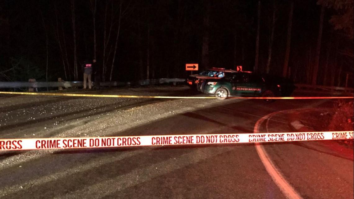 Man kills himself after pursuit with Washington State Patrol near Gig Harbor