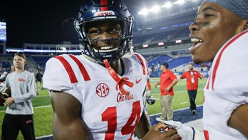 Seahawks land WR Metcalf, S Blair in 2nd round