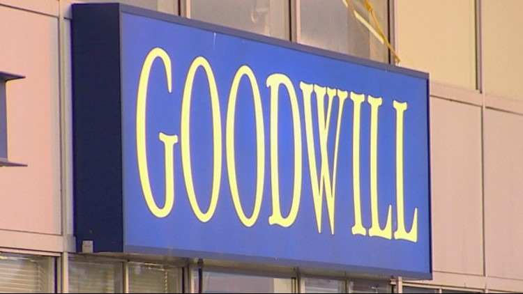 A hazardous materials team was called to a Goodwill warehouse in Seattle Friday after a radioactive material was found.