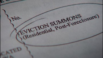Study: See which western Washington neighborhoods have a higher risk for evictions
