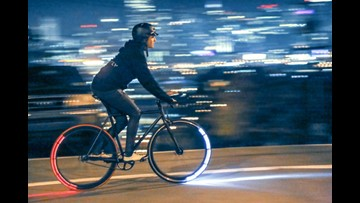 Bike Lights of the Future...now.