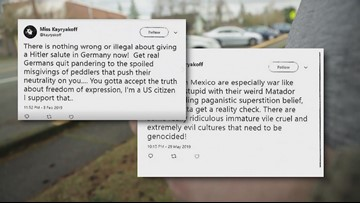Parents outraged that teacher accused of racist tweets still works in Kent School District