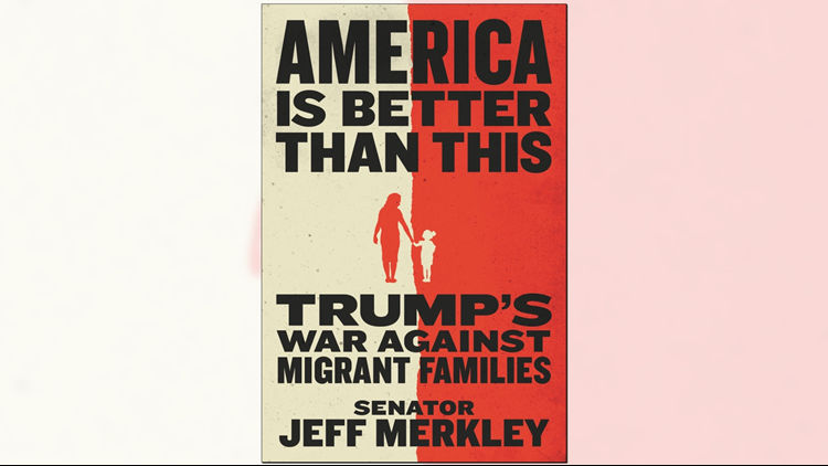 Senator Jeff Merkley's Book, America Is Better Than This
