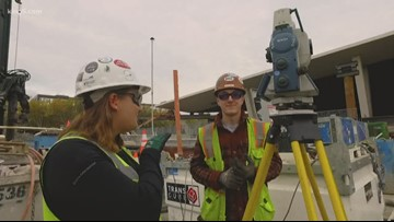Women leading the way in construction of Seattle's new arena