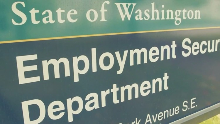 55,000 people may have to pay back portion of Washington unemployment benefits