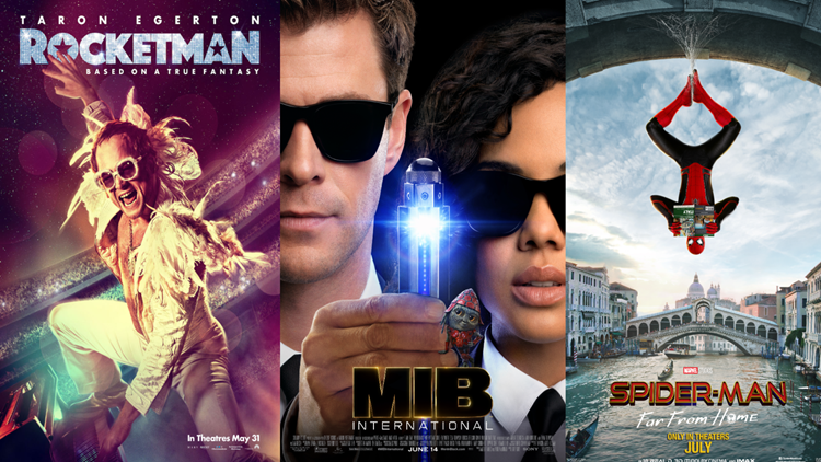 Check out the films premiering Summer 2019