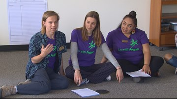 Musical group Up With People spreading positivity in Thurston County