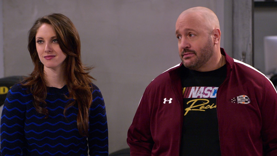 Kevin James joins 'The Crew'