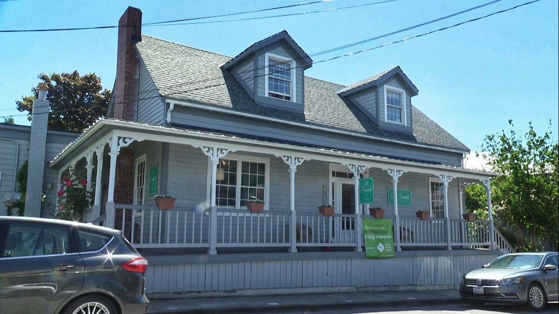One of Coupeville's oldest buildings gets a new life after major makeover