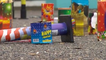 Where you can and can't set off fireworks in Western Washington