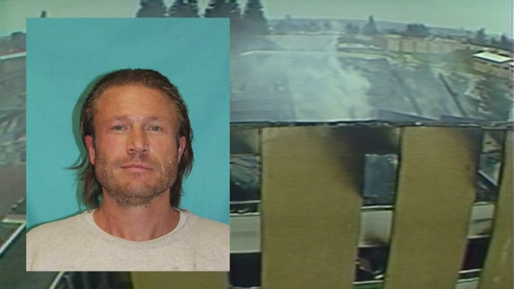 Man who confessed to arson that killed Everett firefighter a no-show at sentencing