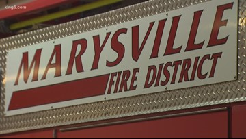 Marysville fire chief makes tax levy personal