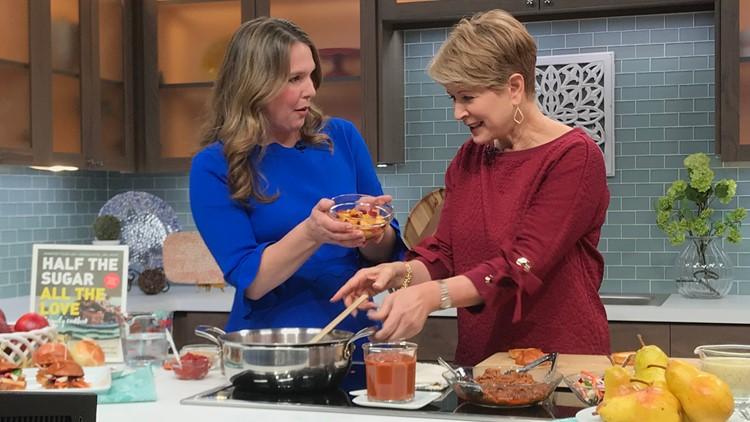 "Jennifer Tyler Lee's new cookbook ""Half the Sugar, All the Love"""