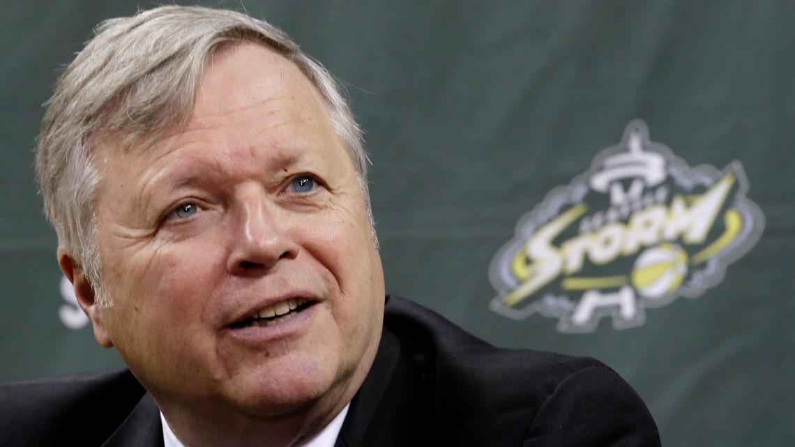 Seattle Storm head coach Dan Hughes diagnosed with cancer