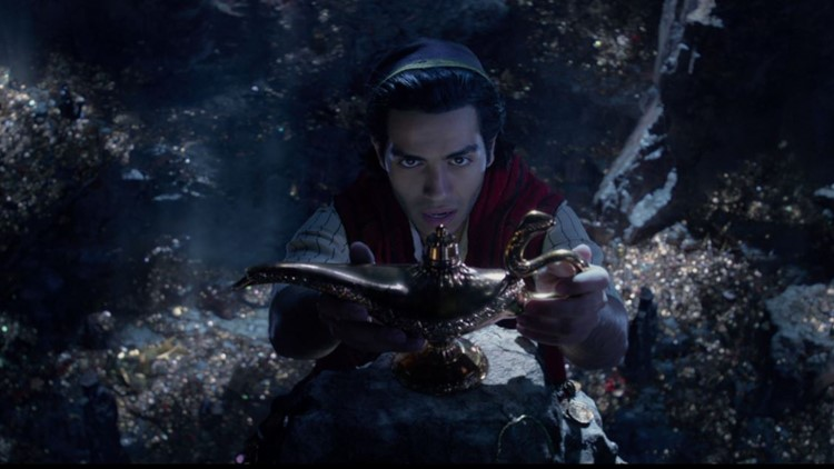 The new, live-action remake of Aladdin asked a lot of its stars