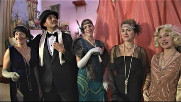Dress like a 'Downton Abbey' character at Seattle's Pretty Parlor - KING 5 Evening