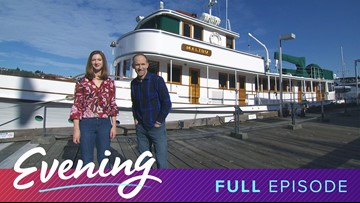Fri, 10/11, Neighbor In The Know Special from the Windermere Boat, Full Episode, King 5 Evening
