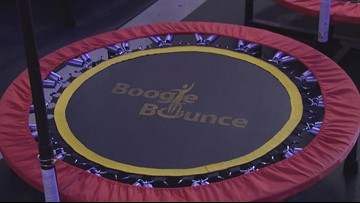 This workout class in Bellingham is sure to put a bounce in your step