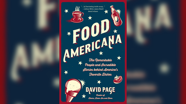 Book from creator of 'Diners, Drive-Ins and Dives' highlights the stories behind America's favorite dishes