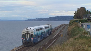 High-speed rail or additional lane of I-5? Both would take years and cost billions