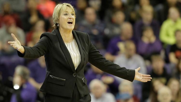 June Daugherty, former women's basketball coach, dies at 64