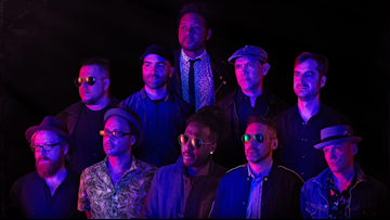 Chicago band presents brass and jazz with a twist