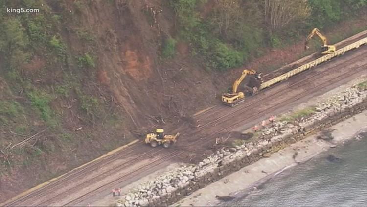 Heavy rain highlights landslide danger in western Washington and efforts to prevent them