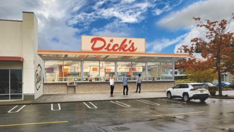 Dick's Drive-In opening Bellevue location