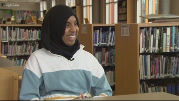 Shoreline student to be honored by Princeton University for race relations work