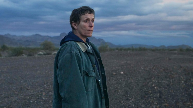 Golden Globes-nominated film 'Nomadland' is now streaming on Hulu - What's On This Week