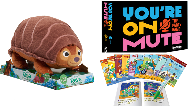 Here are the toys your kids won't get tired of