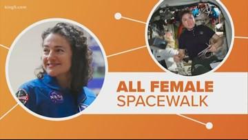 Historic all-female spacewalk happens soon
