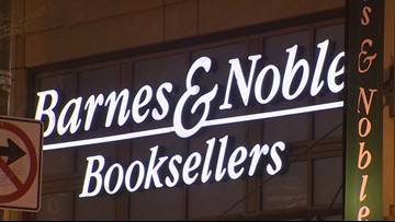 Final chapter for downtown Seattle Barnes & Noble as other retailers close shop