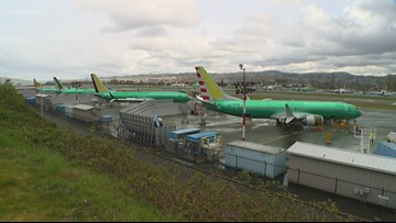 Concerns about Renton's economy if Boeing shuts down 737s