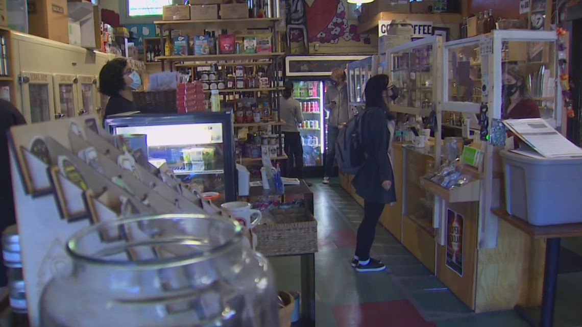 University District businesses in Seattle begin to rebound as UW students return