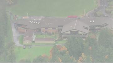 Aerials: Bud Hawk Elementary in Bremerton