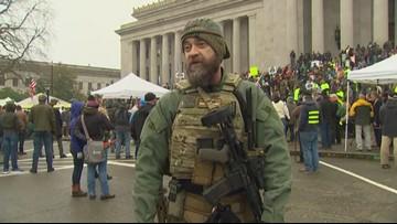 WA lawmakers consider gun control bills