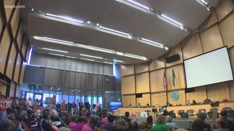 Seattle Chamber's political arm endorses one city council incumbent