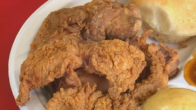 Ezell's Fried Chicken