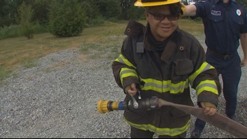 'We really do have the best job:' Firefighters form special bond with Pierce County teen