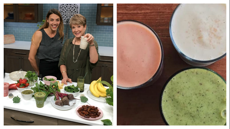 How to add veggies to your smoothie and still make it taste good