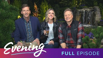 Wed 2/26, Northwest Flower and Garden Show in Seattle, Full Episode, KING 5 Evening